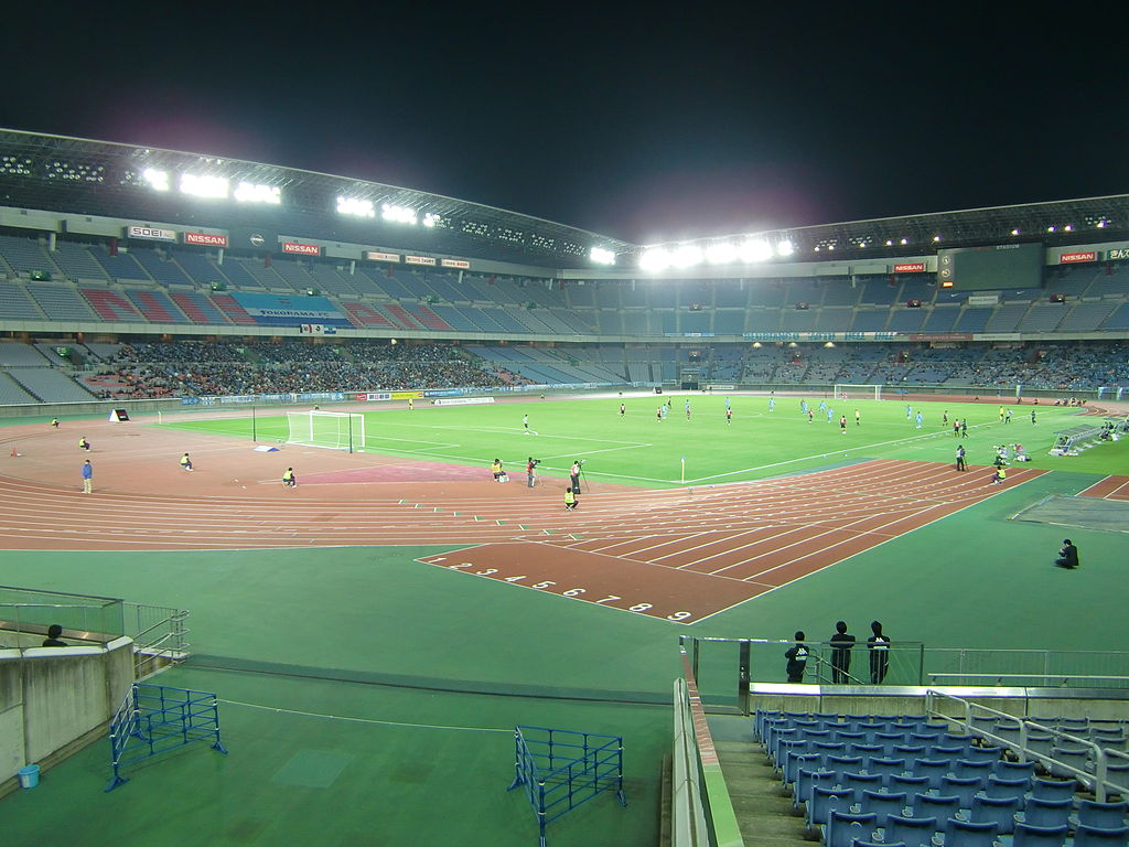 Image result for nissan stadium