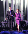 Nobel Peace Price Concert 2008 Scarlett Johansson Michael Caine2.jpg