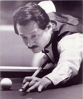 Nobuaki Kobayashi Japanese billiards player