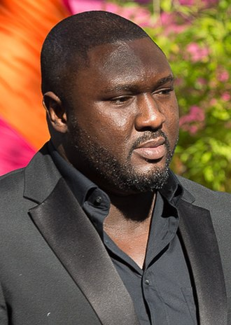 Nonso Anozie - Nonso Anozie at the premiere of Pan