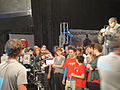Noobz Movie Shoot - shooting a scene with our heroes (6317023362).jpg