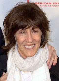 Ephron at the 2010 Tribeca Film Festival