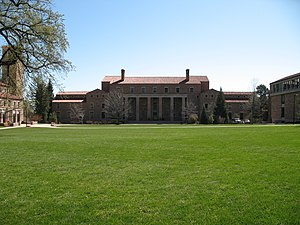 Norlin Library at the University of Colorado a...