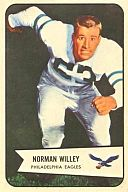 Norm Willey - 1954 Bowman.jpg