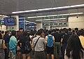 North concourse of Jiangtai Station (20160905083550).jpg