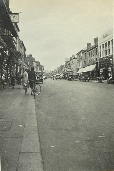 File:Northbrook Street, Newbury in 1933 - geograph.org.uk - 2229840.jpg