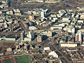Northeastern University aerial view, December 2018.JPG