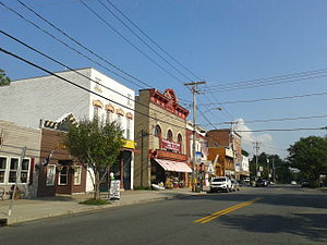 Northville Historic District (New York) - Northville Historic District, July 2014