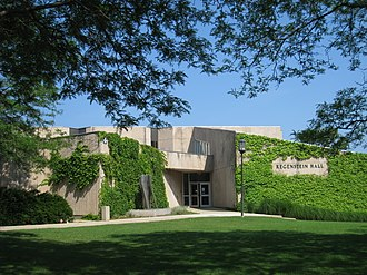 Bienen School of Music - Regenstein Hall