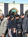 November13,2013 - Muharram 9,1435 - Grand Mosque of Nishapur 23.JPG