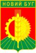 Huy hiệu của Novyi Buh