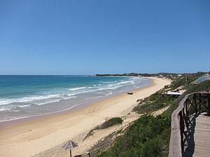 Inhambane Province - Beach in Tofo, Mozambique