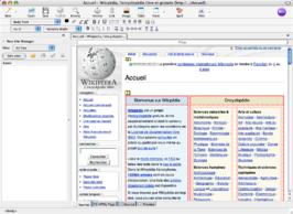 Nvu (webpagina-editor) - Wikipedia