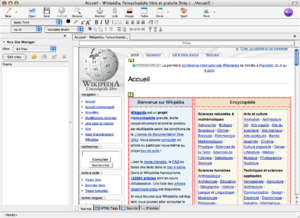 nvu wikipedia den frie encyklop230di