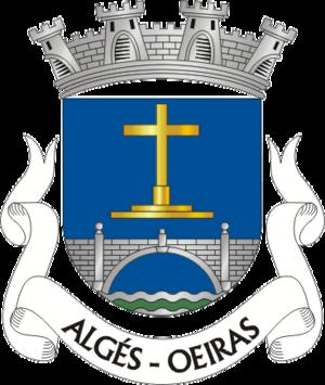 Algés (Oeiras) - Image: OER alges
