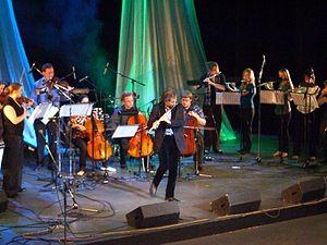 Néstor Torres - Nestor Torres playing at the World Music Concert 2007