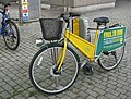 OY-Bike at Stratford Station - geograph.org.uk - 538820.jpg