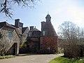 Oast House, Batemans, Batemans Lane, Burwash - geograph.org.uk - 390673.jpg