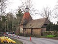 Oast House at Wey House, Standford Lane, Headley, Hampshire - geograph.org.uk - 1202489.jpg