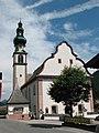 Oberau, Kath. Pfarrkirche hl. Margaretha.JPG