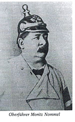 Oberführer Moritz Nommel