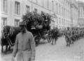Obsèques (d'Eugène) Gilbert (aviateur, 20 mai 1918 à Versailles) - (photographie de presse) - (Agence Rol).png