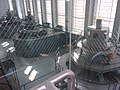 Observation floor at Gorge Powerhouse on Skagit River (36863995916).jpg