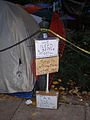 Occupy Portland November 2, post.jpg