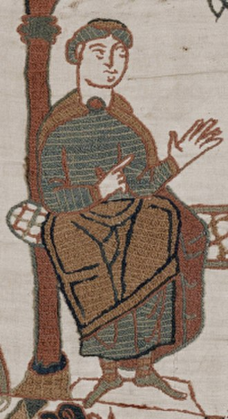 Bayeux Tapestry - Bishop Odo of Bayeux
