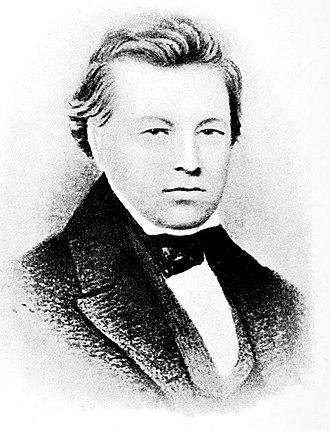 John O'Donovan (scholar) - Image: Odonovan