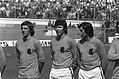 Oefeninterland Nederland tegen Argentinie 4-1 nr 8 oa Van Hanegem tijdens vo, Bestanddeelnr 927-2148.jpg