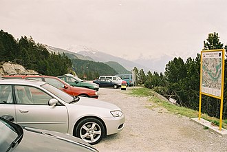 Fuorn Pass - Image: Ofenpass 3