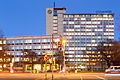Office building Leibniz Universitaet Hannover Conti-Campus Koenigsworther Platz Mitte Hannover Germany 03.jpg