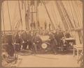 Officers of the Sjælland (ship, 1860)(o-1958-003).tif