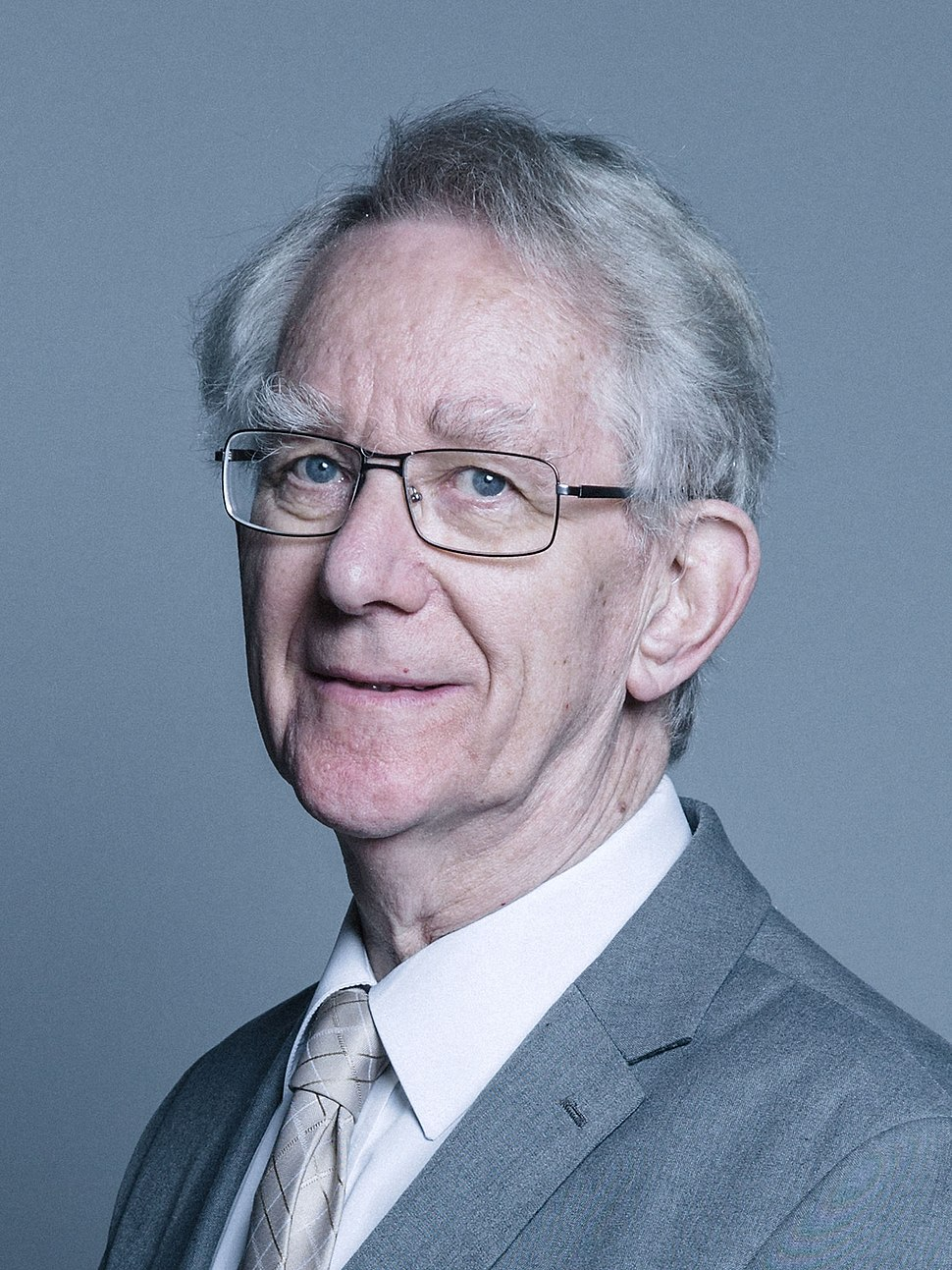 Official portrait of Lord Stunell crop 2