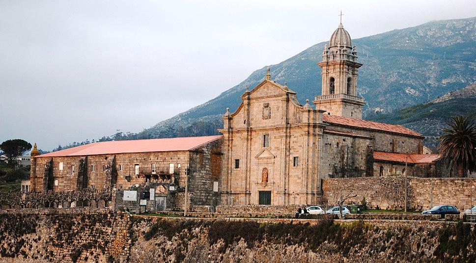Oia, Mosteiro, 2012