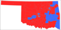 Oklahoma house districts july 2017.png
