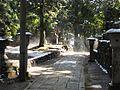 Okunoin Cemetery, Koya-san, Japan 2009.jpg