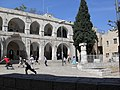 Old Jerusalem Batey Mahase Square children playing.JPG
