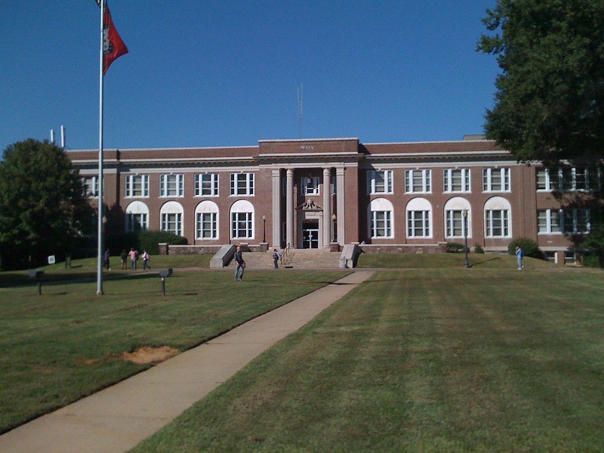 アーカンソー中央大学 - Wikipedia