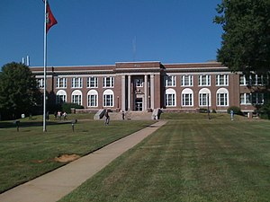 National Register of Historic Places listings in Faulkner County, Arkansas
