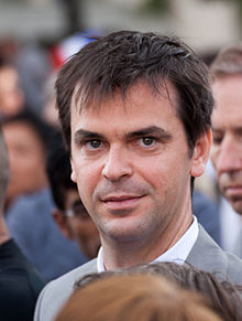 foto de Olivier Véran Wikipedia