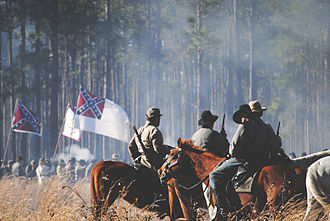Battle of Olustee - Image: Olustee REFL2