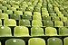 Olympic Stadium Munich - Rows of Seats, April 2019 -01.jpg