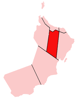 Ad Dakhiliyahh, Governorate of Oman