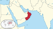 Oman in its region.svg