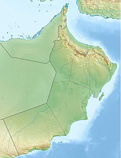 Al-Bustan, Oman is located in Oman