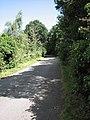 One-way street to Drabblegate - geograph.org.uk - 891373.jpg