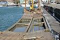 Opération de curage dans le Bassin des Chalutiers (12).JPG