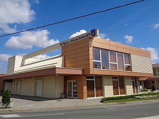 Strahoninec Municipality in Međimurje, Croatia